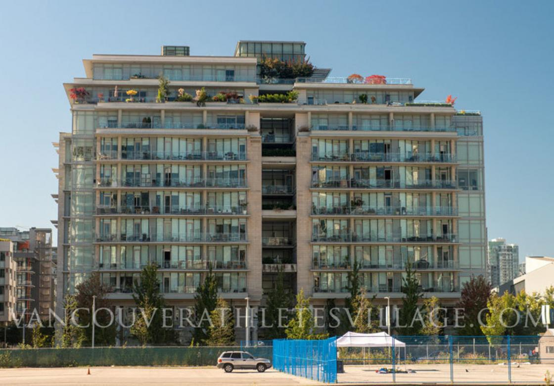 408 - 1633 Ontario Street, False Creek, Vancouver West