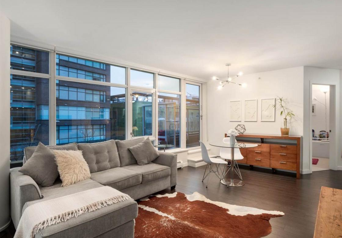 306 - 1708 Columbia Street, False Creek, Vancouver West
