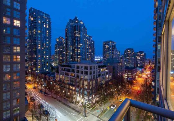 1003 - 1001 Richards Street, Downtown VW, Vancouver West 2