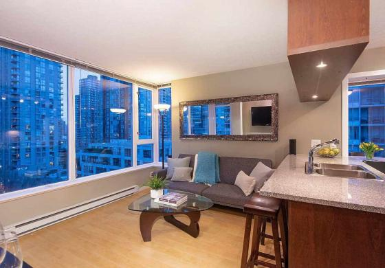 1003 - 1001 Richards Street, Downtown VW, Vancouver West 3