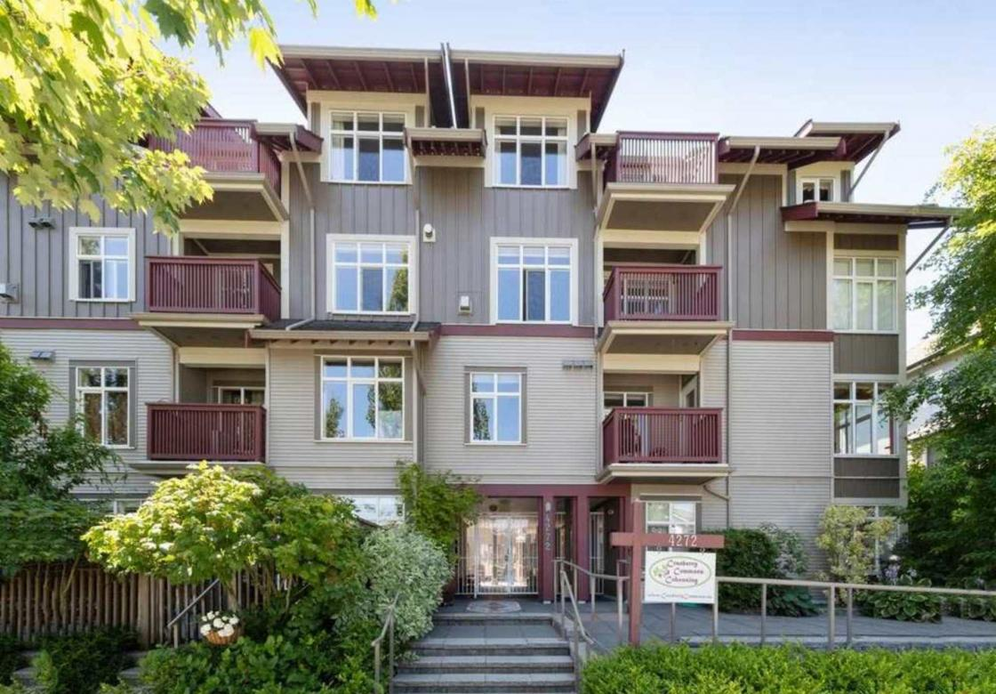 202 - 4272 Albert Street, Vancouver Heights, Burnaby North