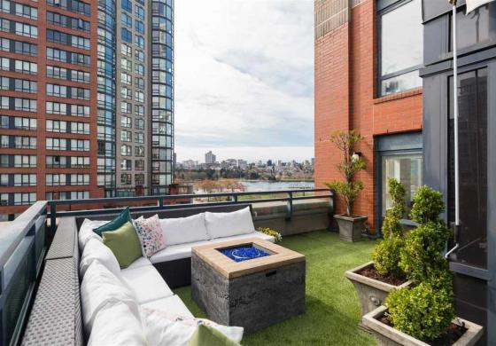 507 - 289 Drake Street, Yaletown, Vancouver West