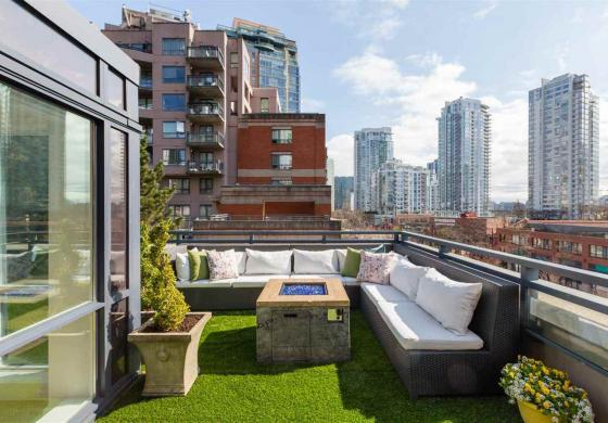 507 - 289 Drake Street, Yaletown, Vancouver West 3