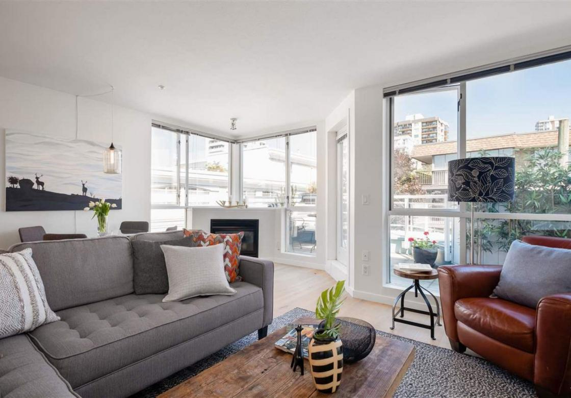 502 - 122 E 3rd Street, Lower Lonsdale, North Vancouver